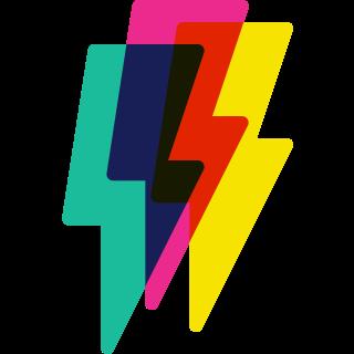 Iris Power Icon 2 CMYK
